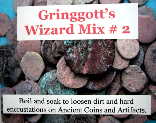 Gringgott\'s Wizard Mix #2 Short Term Soaks